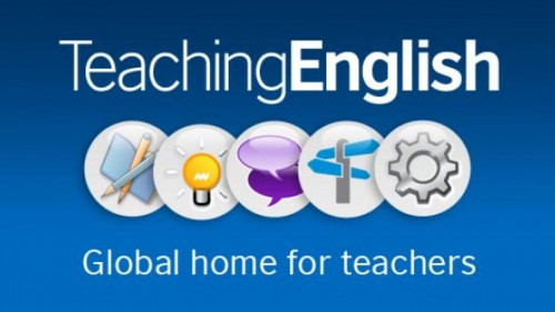 Teaching English logo